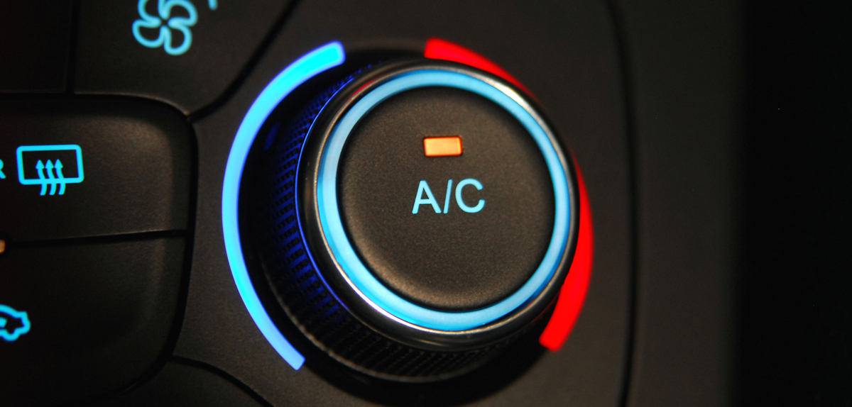A/C Push button - Car Air Conditioning Littleport